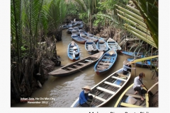 Mekong River, Boats Riding
