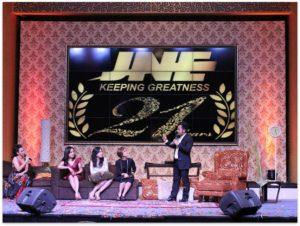 JNE Keeping Greatness